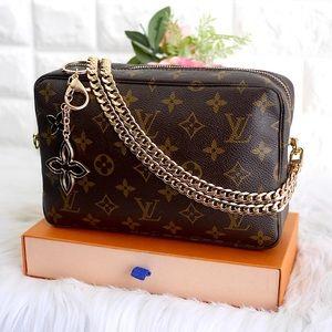 💖Louis Vuitton Trousse23 Clutch 833